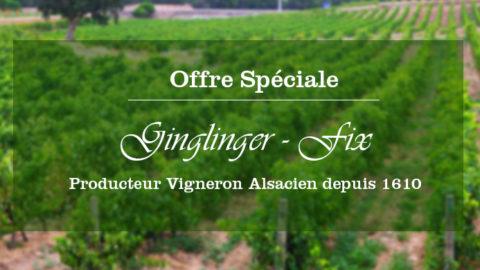 Offre spéciale Ginglinger – Fix